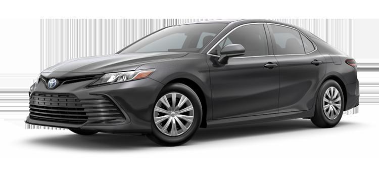 Toyota Factory Order 2022 Toyota Camry Hybrid