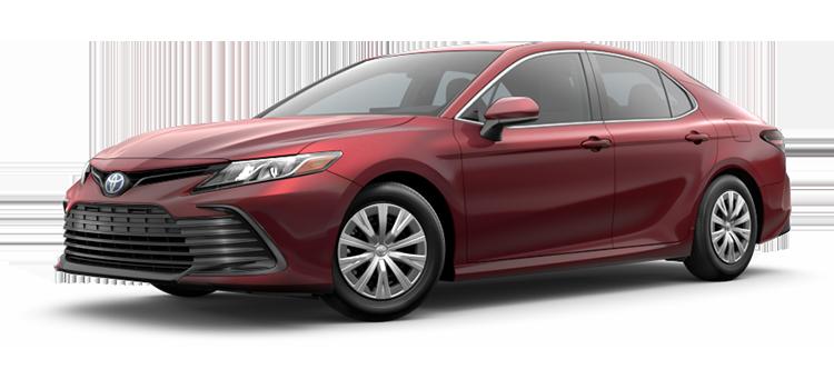 Custom Order 2022 Toyota Camry Hybrid