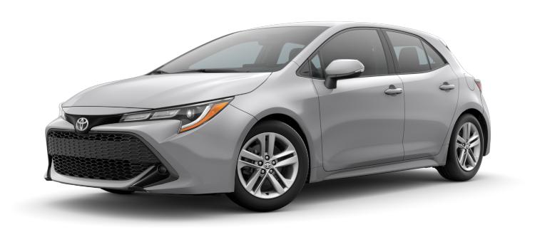 Toyota Custom Order 2022 Toyota Corolla Hatchback
