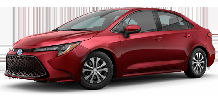 Custom Order 2022 Toyota Corolla Hybrid