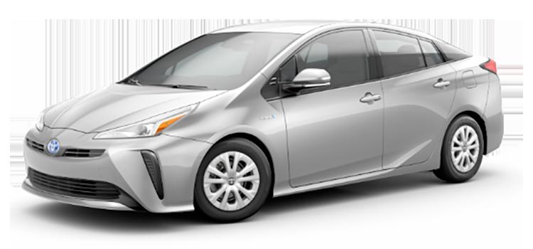 Toyota Custom Order 2022 Toyota Prius