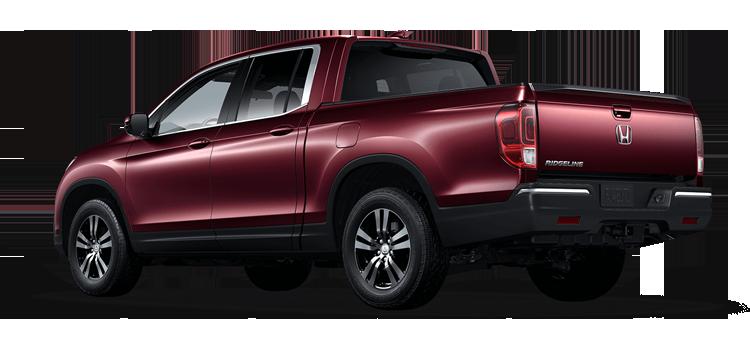 New 2017 Honda Ridgeline RT-S