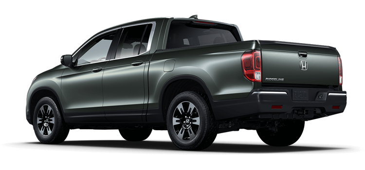 New 2017 Honda Ridgeline With Leather and Navigation RTL-T