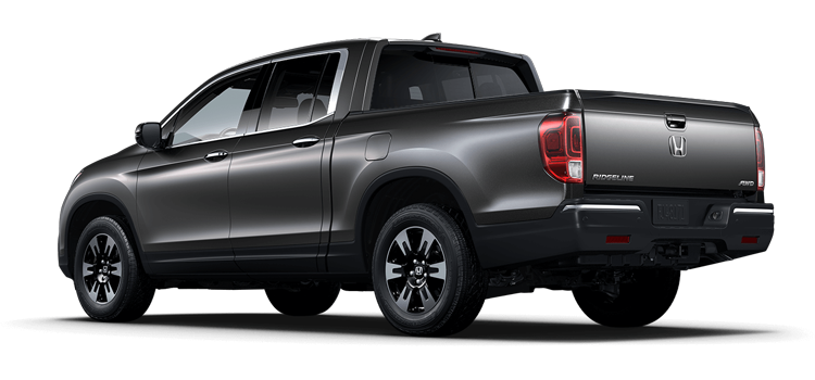 New 2017 Honda Ridgeline With Leather and Navigation RTL-E