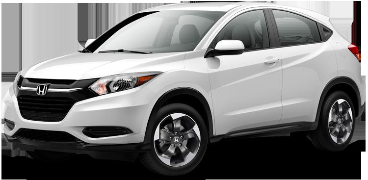 New 2018 Honda HR-V CVT LX