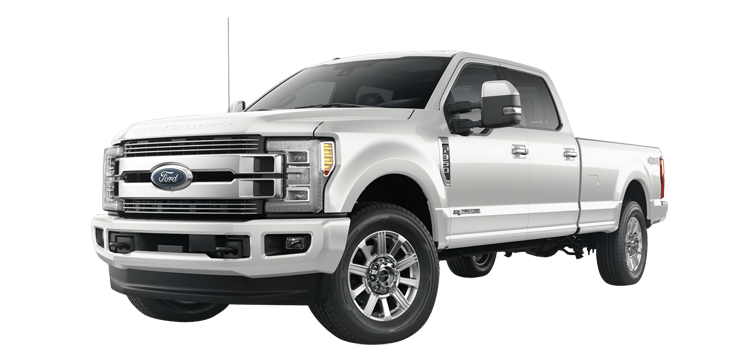 2019 Ford Super Duty F-350 Crew Cab