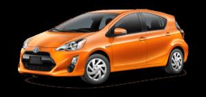 New 2016 Toyota Prius c