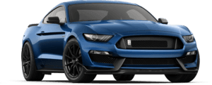 New 2018 Ford Shelby GT350